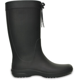 Crocs Freesail Rain Boots Damen black